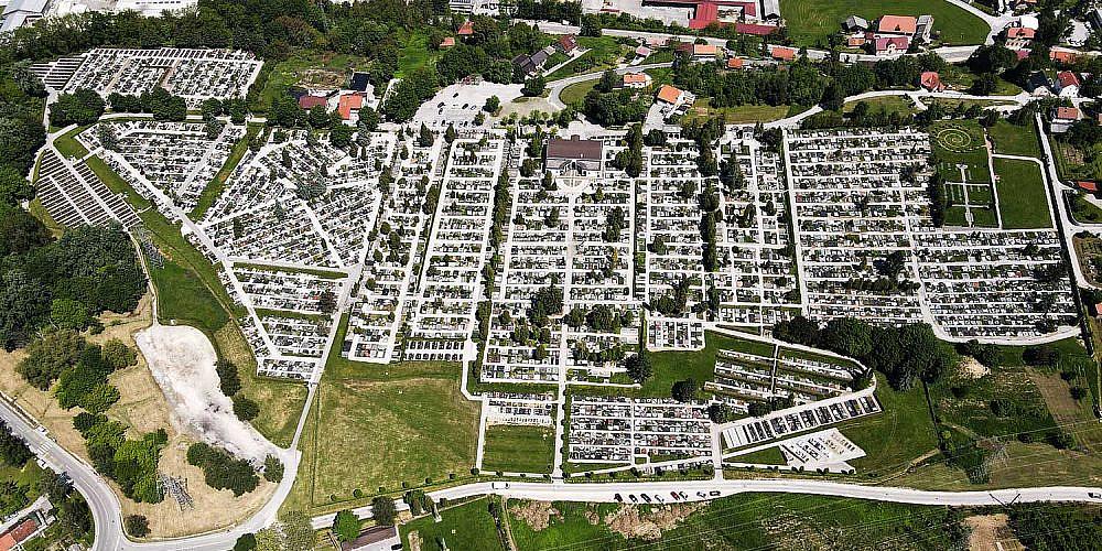 Motena dobava vode na Mestnem pokopališču Celje – 29.6.2021